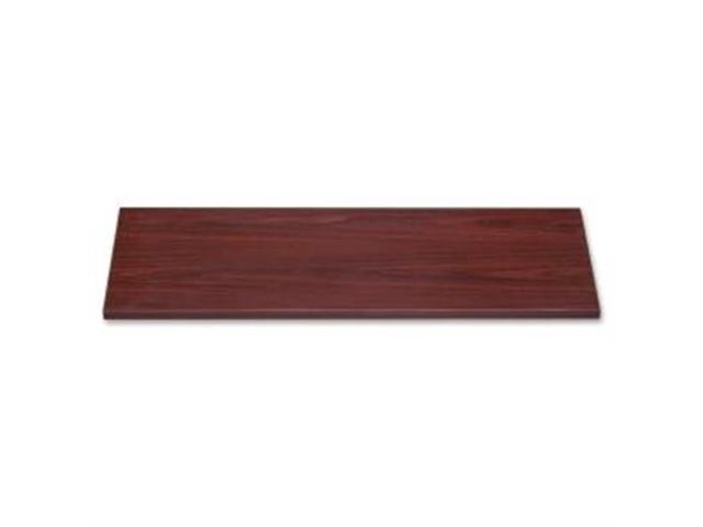 "LLR69025 Lateral File Top, 42""x18-5/8""x1"", Mahogany"