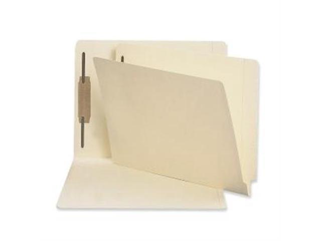 Fastener Folder w/ 2-Ply Tab Pos 1 Letter 50/BX MA