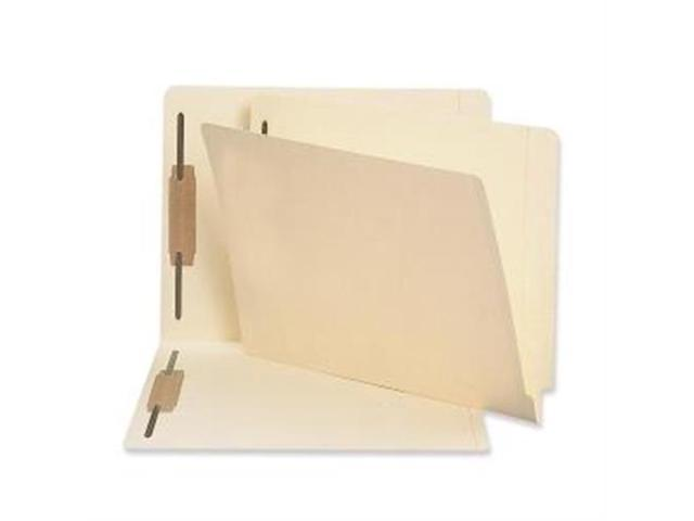 Fastener Folder w/ 2-Ply Tab Pos 1 and 3 Letter 50/BX MA