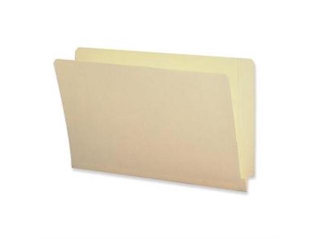 End Tab Folders 2-Ply Straight Tab Legal 9