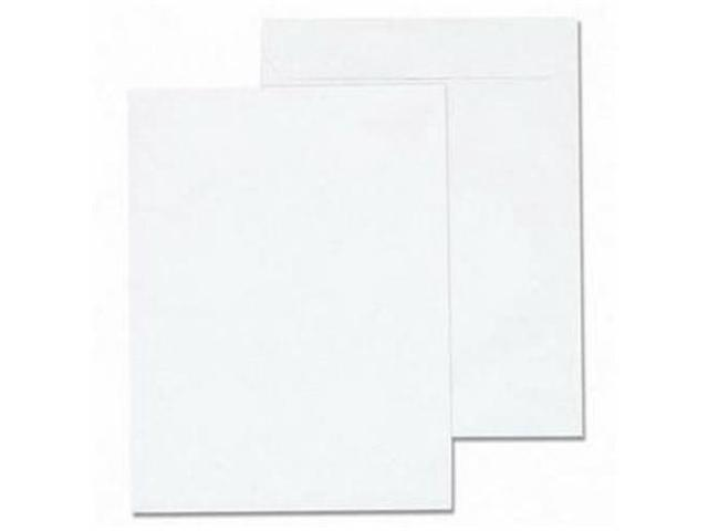 Quality Park Products QUA41488 Catalog Envelope- Plain- 24Lb- 9in.x12in.- 2- White