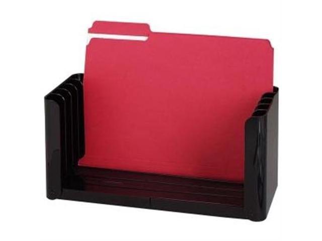 Folder Holder 5 Compartment 12-1/2