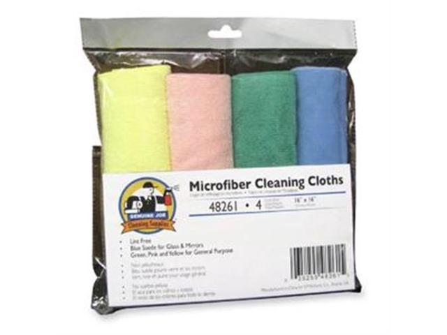 Microfiber Cleaning Cloths Lint-free 16