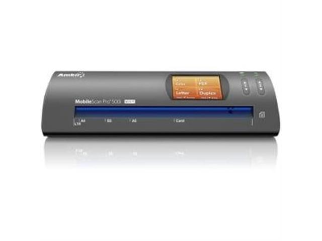 Mobilescan Pro 500i Wireless    Document And Card Scanner