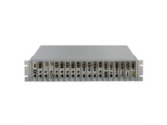 OMNITRON 8200-2 ICONVERTER 19-UNIT MANAGEABLE
