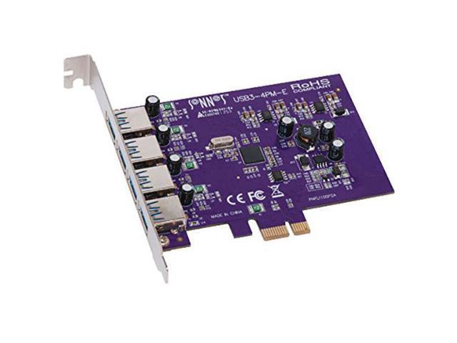 Sonnet Technologies USB3-4PM-E