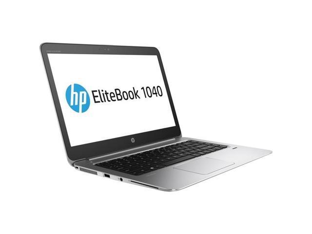 HP EliteBook 1040 G3 (V1P92UT#ABA) Ultrabook Intel Core i5 6300U (2.40 GHz) 256 GB SSD Intel HD Graphics 520 Shared memory 14