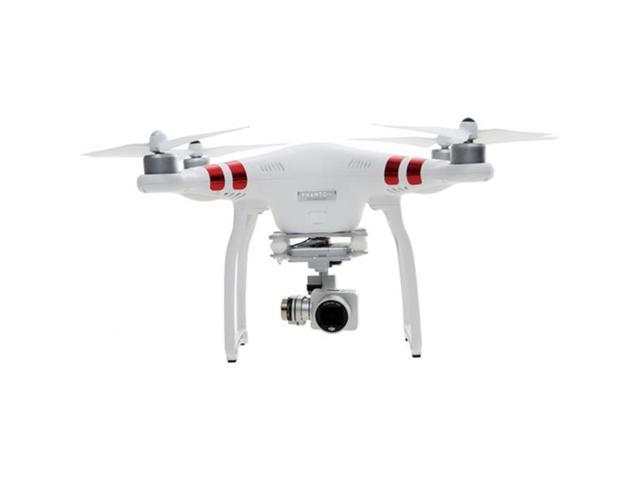 DJI Phantom 3 Standard Quadcopter Aircraft with 3-Axis Gimbal and 2.7k Camera