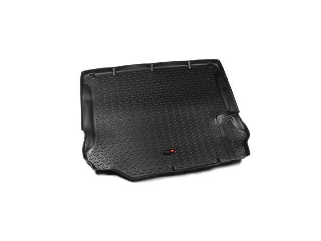 Rugged Ridge 12975.03 Cargo Liner, Black, 2011-2014 Jeep Wrangler JK