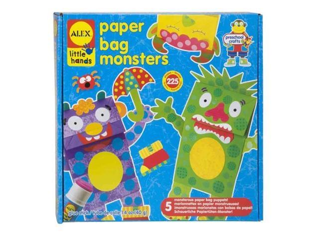 Alex Toys Paper Bag Monsters