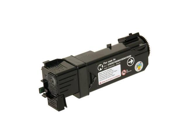 Compatible Black Toner Cartridge for Dell 331-0719 2150cdn, 2150cn, 2155cdn, 2155cn