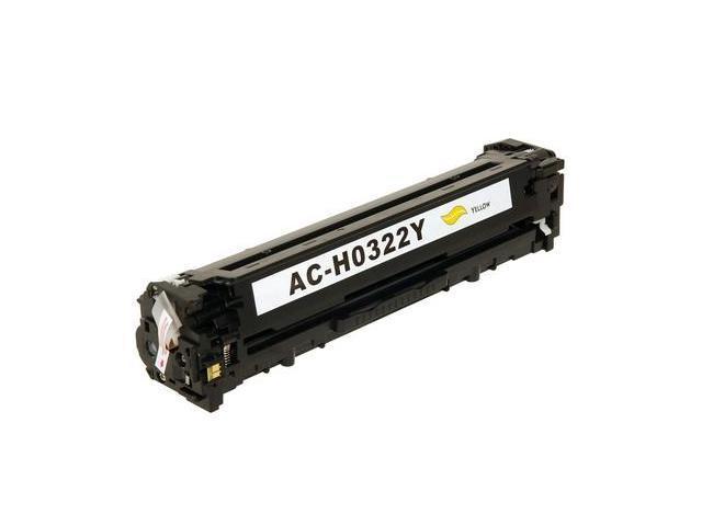 Compatible Yellow Toner Cartridge for HP CE322A Color LaserJet Pro CM1415fn MFP, Color LaserJet Pro CM1415fnw MFP, Color ...
