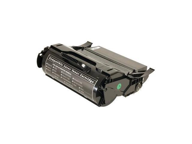 Compatible Black High Yield Toner Cartridge for Lexmark T65X T650DN, T650DTN, T650N, T652DN, T652DTN, T652N, T654DN, T654DTN, T654N, T656DNE