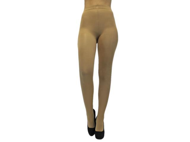 Nude Beige Opaque Stretchy Tights