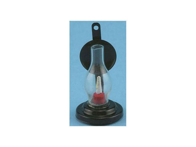 Dollhouse HURRICANE LAMP, BLK (RED-65372) (+-)