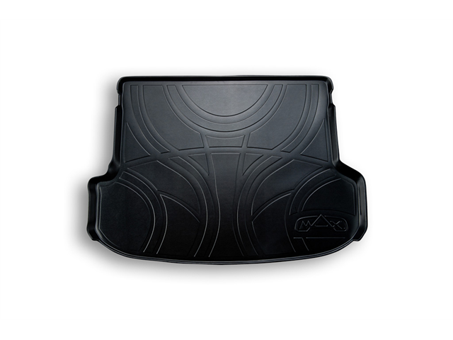 MAXTRAY Cargo Liner for Toyota 4runner Without Sliding Tray (2010-2013)(Black)