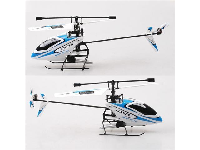 4CH 2.4GHz Mini Radio Single Propeller RC Helicopter Gyro V911 RTF