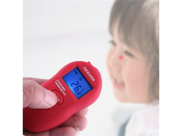 Non-Contact IR Infrared LCD Digital Thermometer