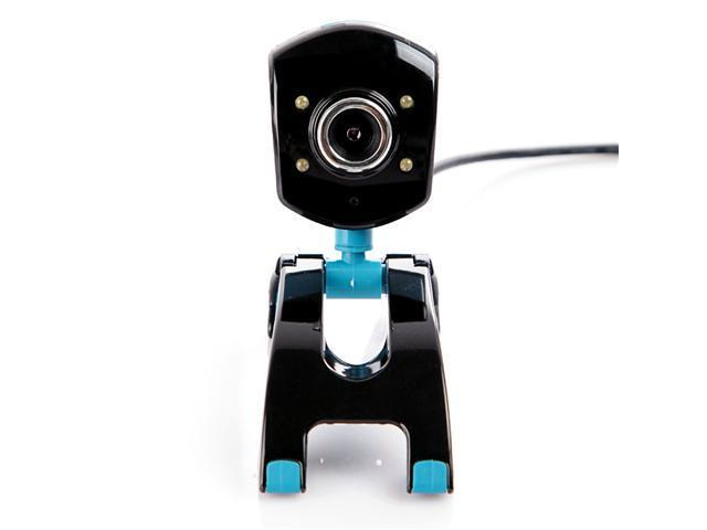 USB 2.0 50.0M 4 LED PC Camera HD Webcam Camera Web Cam with MIC for Computer PC Laptop