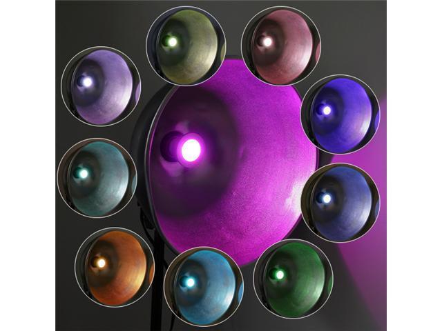 5W E27 Color Change LED RGB Light Bulb Light with Remote Control