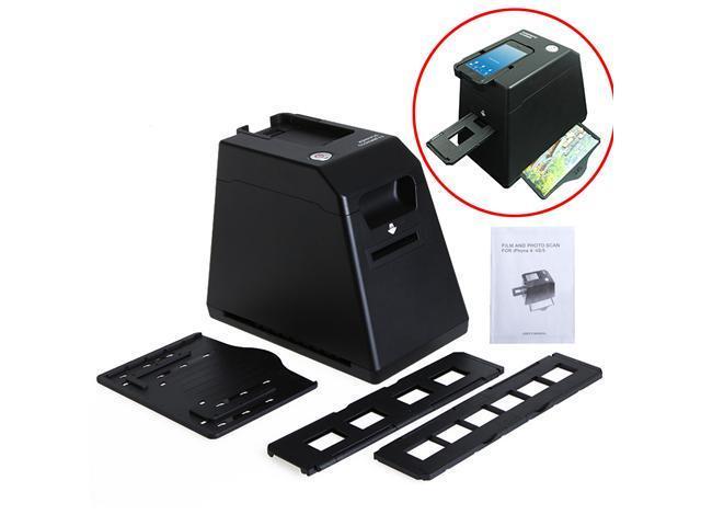 Photo Slide Negative Films Scanner for iPhone 4 / 4S / 5