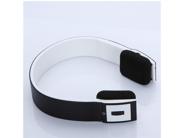 2.4G Wireless Bluetooth V3.0 + EDR Headset Headphone with Mic for iPhone iPad Smartphone Tablet PC