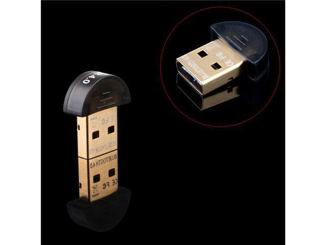 Mini USB Bluetooth V4.0 Dual Mode Wireless Adapter Dongle