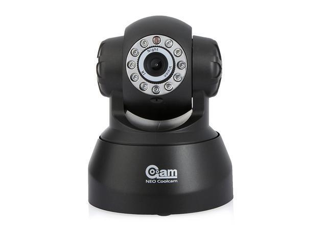 WIFI IR LED 2-Way Audio Wireless IP Camera Nightvision P2P