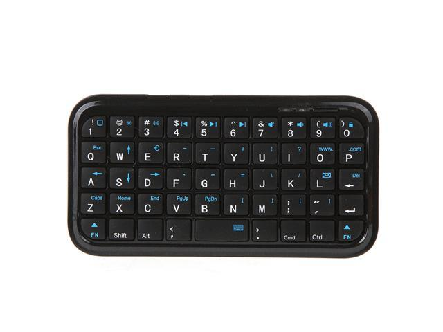 Ultra Mini Wireless Bluetooth Keyboard For PS3 PC iPad 2