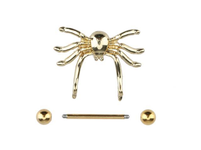 ring piercing jewelry pa ring spider style