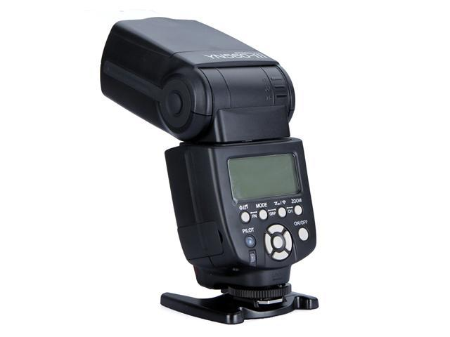 Yongnuo Flash Speedlite Speedlight YN560 III Support RF-602/603 for Canon Nikon Pentax Olympus Camera