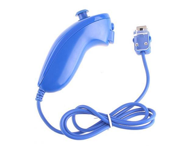 Game Controller for Nintendo Wii Dark Blue