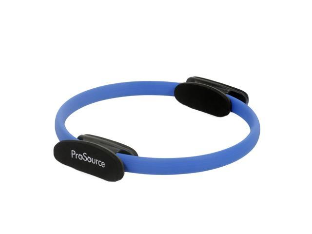 ProSource Pilates Resistance Power Dual Gripped Fitness Ring, 14-Inch