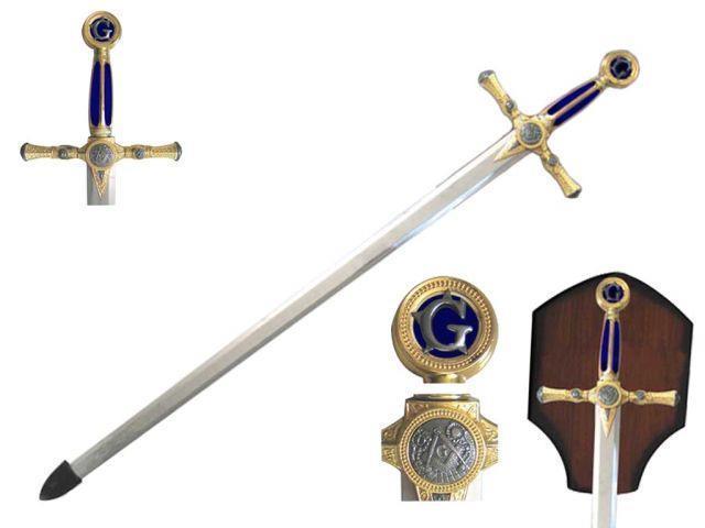 45 1/4 inch Masonic sword