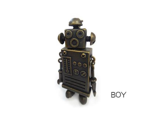 TAPAS Robot 8GB USB 2.0 Flash Drive (Boy) Model FGR09C6I02301