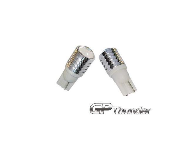GP Thunder 2x T10 / T15 / 194 / 921/ w5w 7W Cree R5 High Power LED light Bulbs White(Turn Signal Tail Back Up)