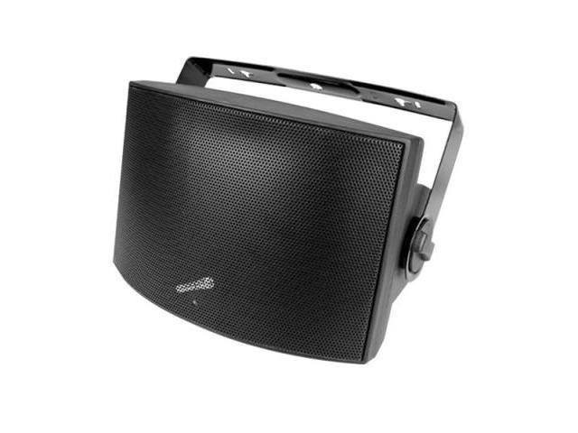 Audiopipe Pro205bk Black 120w Dual 5 Indoor/outdoor Waterproof Speaker