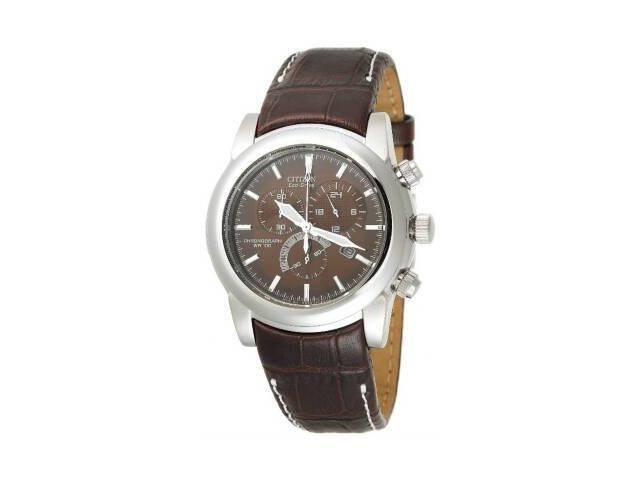 Citizen Eco-Drive Chronograph Mens Watch AT0550-11X