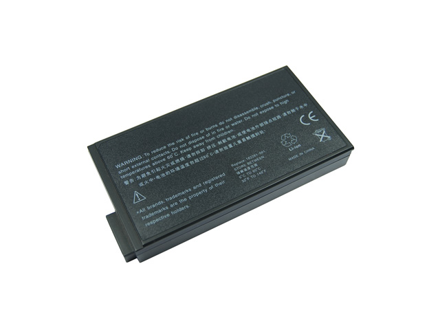 Compatible for COMPAQ Evo N1015V-470051-475 8 Cell Battery