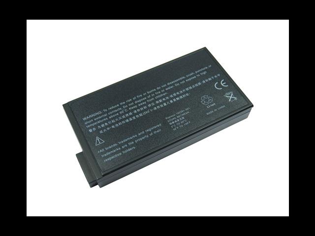 Compatible for COMPAQ Presario 1710LA 8 Cell Battery