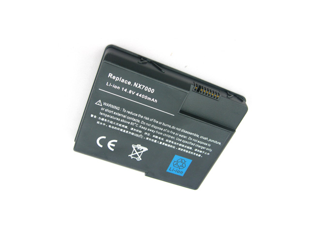 Compatible for Compaq Presario X1210CA 8 Cell Battery