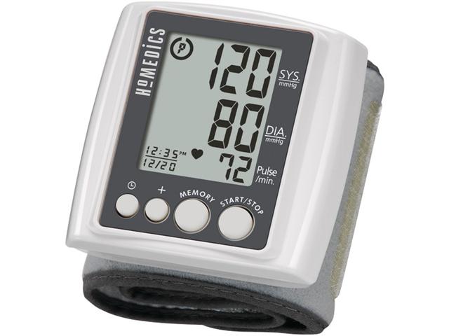 HOMEDICS BPW-040 Homedics bpw-040 automatic wrist blood pressure monitor