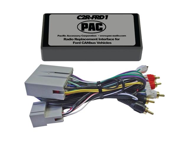 Pac C2r-Frd1 Frd/Lncn/Merc Radio Rplcm