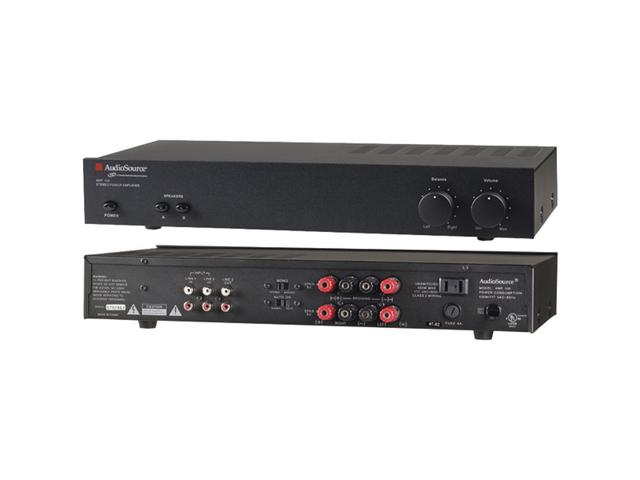 Audiosource Amp 100 2Ch 50W Bridge Amp
