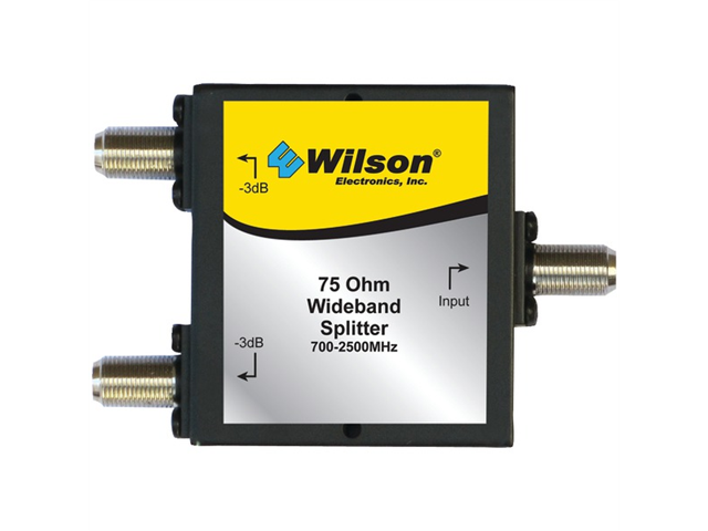 Wilson 859993 75Ohm  2-Port Splitter