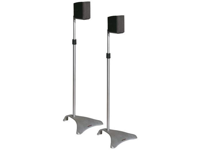 Atlantic Spscur47 Speaker Stands Titanium