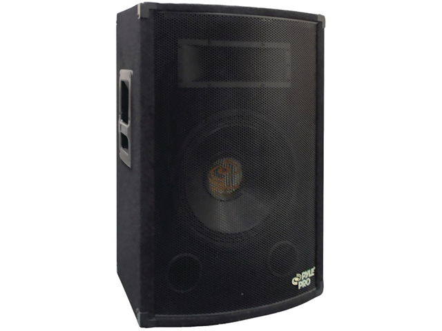 PylePro PADH1279 600 Watt 12'' Two-Way Speaker Cabinet