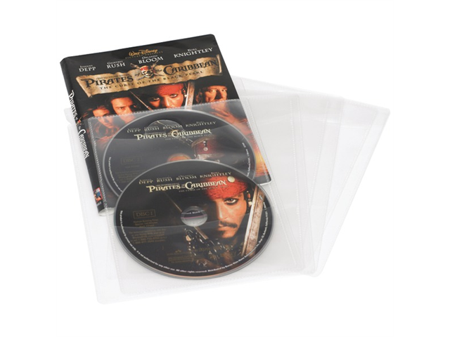 Atlantic 74604729 Movie/Game Sleeves