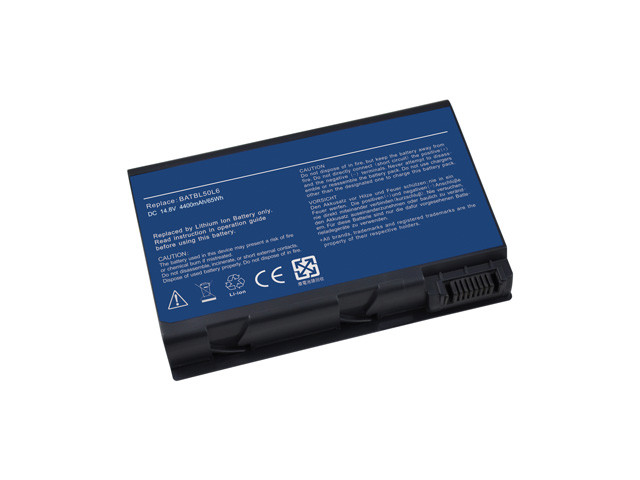 for Acer Travelmate 4200-4972 8 Cell Battery