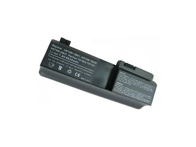 for HP Pavilion tx2550es 6 Cell Battery